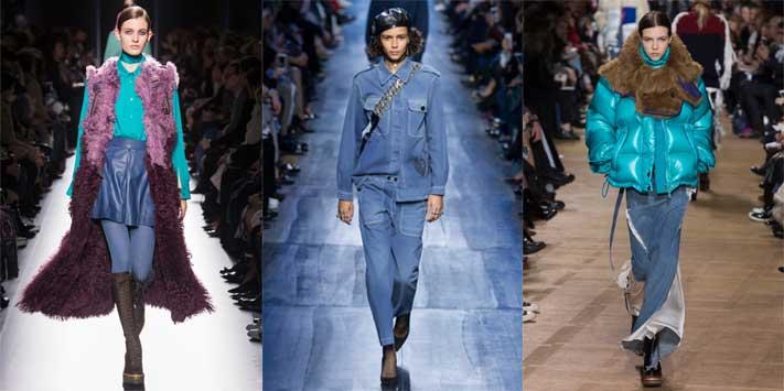 Mes looks préférés de la Fashion Week FW17-18