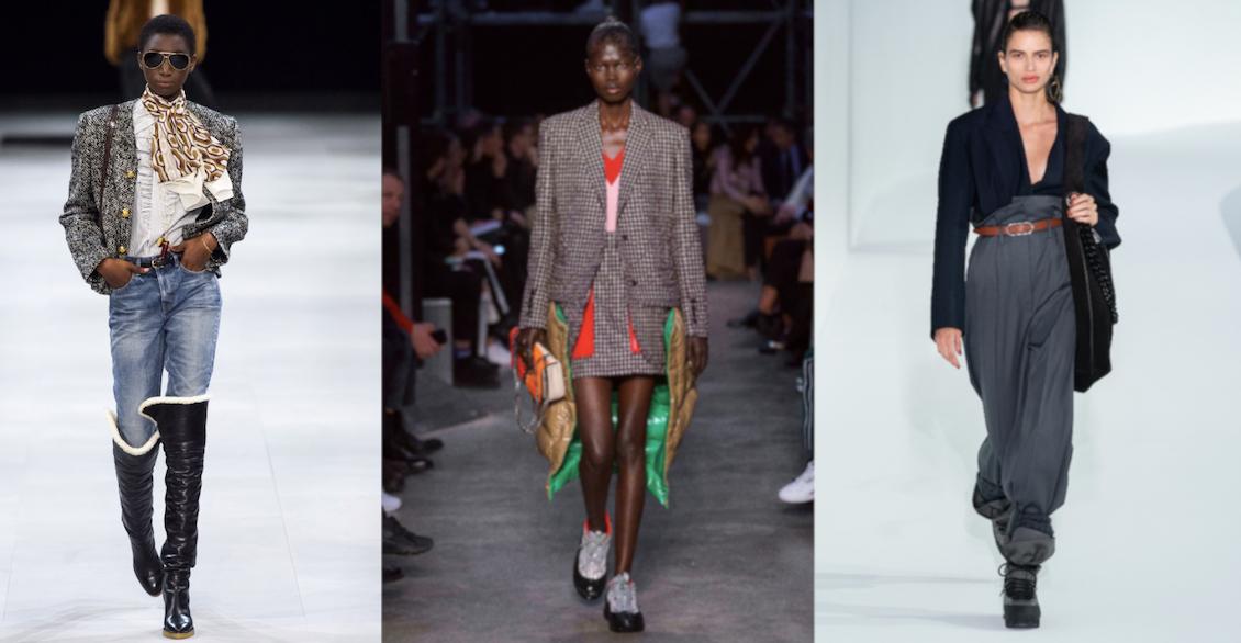 Mes looks préférés de la Fashion Week pour l'hiver 2019-20